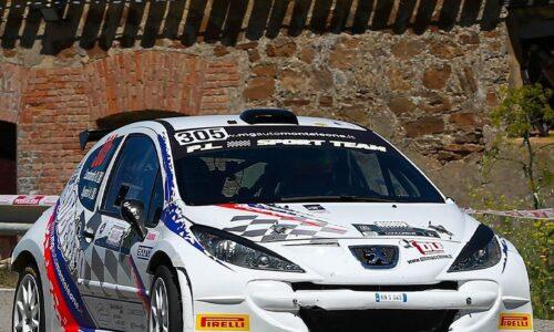 Lombardo – Spiteri vincono il 19° Rally di Caltanissetta.