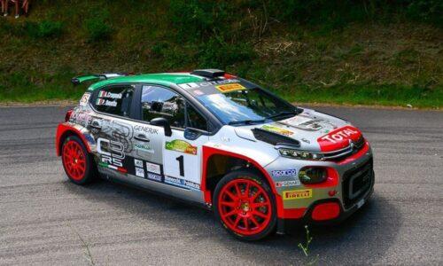 Il 41° Rally Internazionale del Casentino apre le iscrizioni.