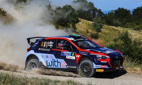 L'equipaggio Scandola – D'Amore vince il 49° San Marino Rally.