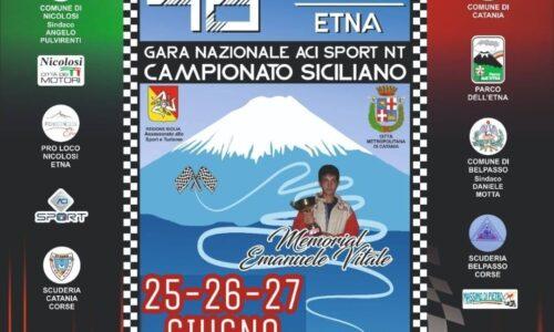 Tempi Live 46°esima Cronoscalata Catania – Etna.