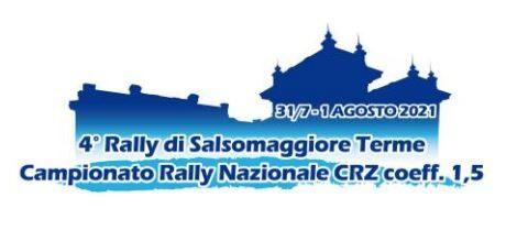 Tempi Live 4°Rally di Salsomaggiore Terme.