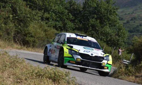L'equipaggio Pollara – Mangiarotti vince il 21° Rally dei Nebrodi.