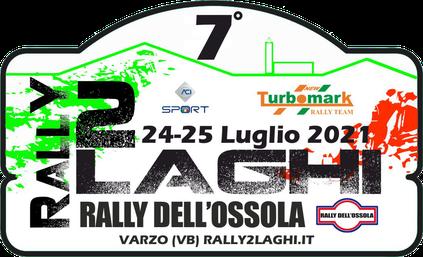 Tempi Live 7°edizione del Rally 2 Laghi.