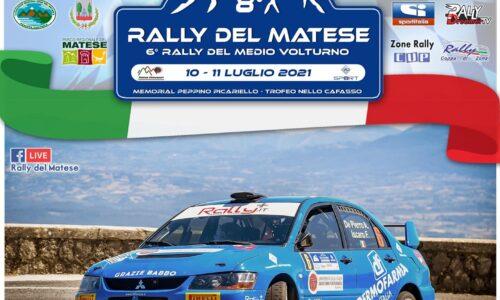 Tempi Live 8° Rally del Matese.