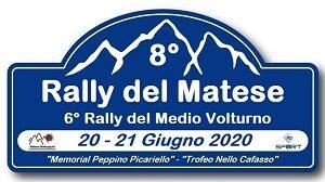 Elenco Iscritti 8° Rally del Matese.