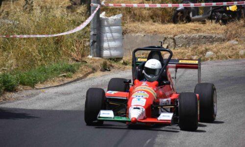 Ingardia Girolamo vince il 12°Autoslalom delle Fonti Scillato.