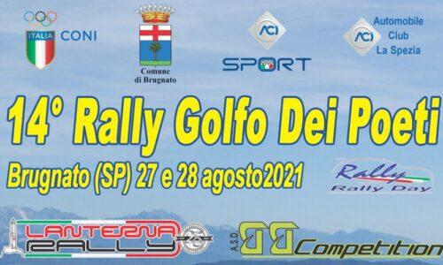 Elenco Iscritti 14° Rally Golfo dei Poeti.