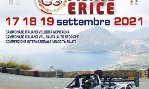 La 63°esima Monte Erice va al 17-18-19 Settembre.
