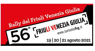Elenco Iscritti 56°esimo Rally del Friuli Venezia Giulia.
