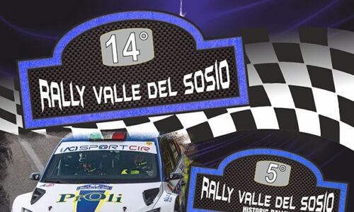 Tempi Live 14°esimo Rally Valle del Sosio.