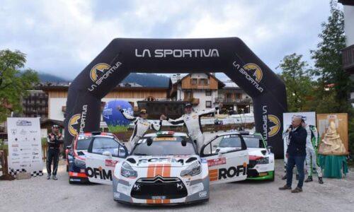 Pedersoli – Tomasi vincono il 41°Rallye San Martino di Castrozza.