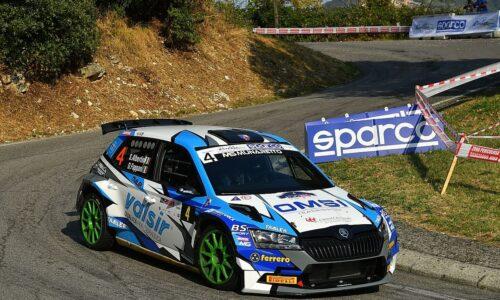 Albertini – Fappani vincono il 44°esimo Rally 1000 Miglia.
