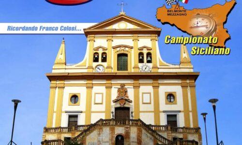 Il 6° Autoslalom Principe di Belmonte va al 2-3 Ottobre.